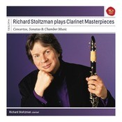 Richard Stoltzman plays Clarinet Concertos, Sonatas and Chamber Music Songs