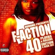 F-Action 40 (Parental Advisory) Songs