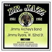 The Doctor Jazz Series, Vol.4 Songs