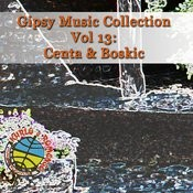 Gipsy Music Collection Vol. 13 Songs