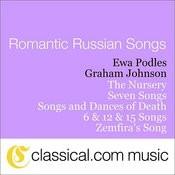 Sergey Rachmaninov, 6 Songs, Op. 4 Songs