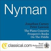 Michael Nyman, The Piano Concerto Songs
