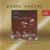 Ančerl Gold Edition, Vol.6: Mahler: Symphony No. 1 In D Major/Strauss: Till Eulenspiegels Lustige Streiche Songs