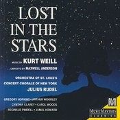 Kurt Weill: Lost in the Stars Songs