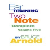Ear Training Two Note Beginning Level Volume Five Songs