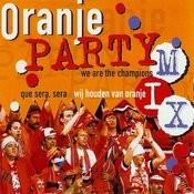 Oranje Euro / Party Ek 2000 Mix / We Halen De Cup Naar Holland / We Zijn Kamp Song