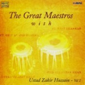 Great Maestros With Ustad Zakir Hussain Vol 2 Songs