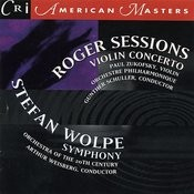 Music Of Roger Sessions And Stefan Wolpe Songs