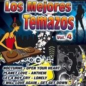 Los Mejores Temazos Vol.4 Songs