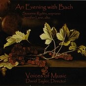 An Evening With Bach Songs