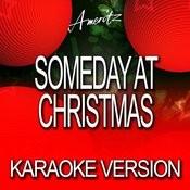 Someday At Christmas (Karaoke Version) Songs