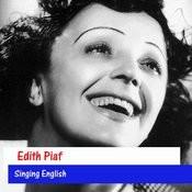 Edith Piaf Singing English Songs