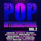 Pop Internacional Vol. 2 Songs