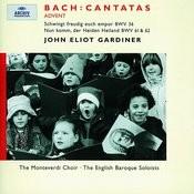 Bach, J.S.: Advent Cantatas Bwv 61, 36 & 62 Songs