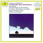 Beethoven: Symphony No.6; Overtures Songs