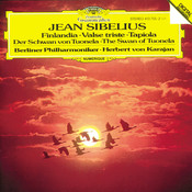 Sibelius: Finlandia; Valse triste; Tapiola; The Swan of Tuonela Songs