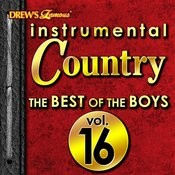Instrumental Country: The Best Of The Boys, Vol. 16 Songs