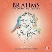 Brahms: Symphony No. 2 In D Major, Op. 73 (Digitally Remastered) Songs