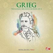 Grieg: Two Elegiac Melodies For Piano, Op. 34 (Digitally Remastered) Songs