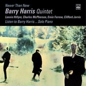 Barry Harris. Quintet & Solo. Newer Than New + Listen To Barry Harris... Solo Piano Songs