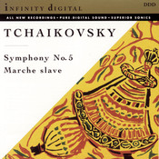 Tchaikovsky: Symphony No. 5 in E minor, Op. 64; Slavonic March, Op. 31 Songs