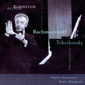 Rubinstein Collection, Vol. 15: Rachmaninoff: Concerto No.2; Tchaikovsky: Concerto No.1 Songs