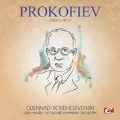 Prokofiev: Chout, Op. 21 (Digitally Remastered) Songs