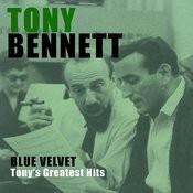 Blue Velvet: Tony's Greatest Hits Songs
