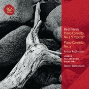 Beethoven: Piano Concertos Nos. 5 & 2: Classic Library Series Songs