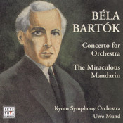Bartók: Concerto for Orchestra Songs