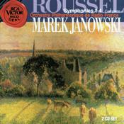 Roussel: Symphonies Nos. 1-4 Songs