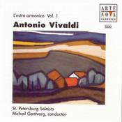 Vivaldi: L'estro Armonico 1-6 Songs