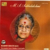 M S S Radio Recitals Vol 1 Songs