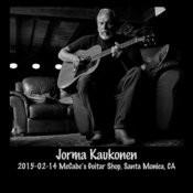 2015-02-14 Mccabe's Guitar Shop, Santa Monica, Ca (Live) Songs