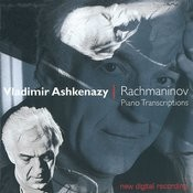 Rachmaninov: Transcriptions Songs