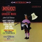 The Mikado (1960 Television Cast Recording) Songs