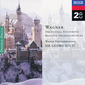 Wagner: Orchestral Favourites Songs
