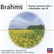 Brahms: 4 Ballades, Op.10 - No.3 in B Minor Song