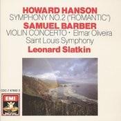 Symphony No.2 'Romantic'/Violin Concerto Songs