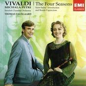 Vivaldi: The Four Seasons, Saint-Saëns: Introduction and Rondo Capriccioso Songs