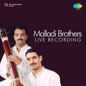 Malladi Brothers Vocal Songs