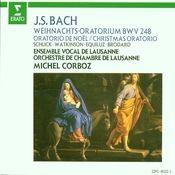 Bach, JS : Weihnachtsoratorium [Christmas Oratorio] Songs