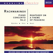 Piano Concerto No.2 In C Minor Opus 18 - S. Rachmaninov Songs