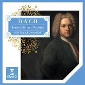 Bach English Suites - Partitas. Songs