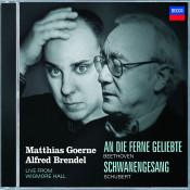 Schubert: Schwanengesang/Beethoven: An die Ferne Geliebte Songs