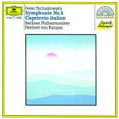 Tchaikovsky: Symphony No.4; Capriccio italien Songs