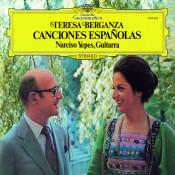 Teresa Berganza Canciones Espanolas Songs