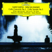 Saint-Saëns: Cello Concerto No.1; Cello Sonata No.1; Suite, Op. 16; Le Cygne From Le Carnival Des Animaux; Allegro Apassionato, Op. 43; Romance In F Major, Op. 36 Songs