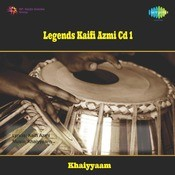 Legends Kaifi Azmi Cd 1 Songs
