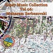 Gipsy Music Collection Vol 06: Muharem Serbezovski:  Live in Restaurant - Gypsy Magic Songs